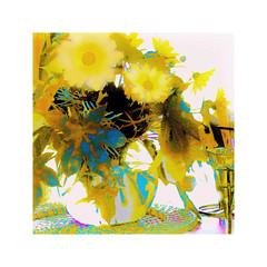les anthémis (m-cavalcade) Tags: jaune bouquet lumineux abstrait