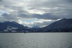 Col de Leschaux @ Petit Port @ Annecy-le-Vieux (*_*) Tags: europe france hautesavoie 74 annecy annecylevieux savoie afternoon january hiver winter 2019 cold lacdannecy lakeannecy petitport bauges mountain lac lake