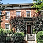 St Catharines  Ontario - Canada - 64 Queen Street - Heritage  House  Architecture  - 1851 thumbnail