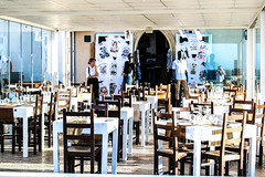 OTRAFile169-(2) (Ankar403) Tags: strada ristorante tavoli riflessi luce manichini contrasto mood atmosfera persone composizione street restaurant tables composition reflections light people mannequins contrast atmosphere