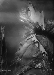 The Offering! (jackalope22) Tags: indian worship powwow tama bw offering