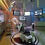 治療室のモデルルームの写真