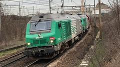 BB75051 (regio2n75) Tags: fretsncf train sncf sucyenbrie grandeceinture bb75051 bb75000