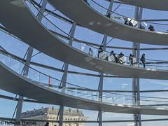Berlin, Kuppel Reichstaggebäude (bleibend) Tags: 2019 em5 leicadgsummilux25mmf14 omd berlin bundeshauptstadt bundestag hauptstadt kuppel licht m43 mft olympus olympusem5 olympusomd reichstag