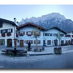 One misty morning @Mittenwald. thumbnail