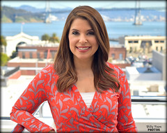Michelle Griego (billypoonphotos) Tags: anchor bay area billypoon billypoonphotos bio broadcaster broadcasting cbs cbs5 kpix kpix5 nikon nikkor lens mm eyewitness news female forecaster media traffic photo photographer photography reporter portrait san francisco pretty girl lady woman tv television weather michelle griego people red dress d5500 50 50mm