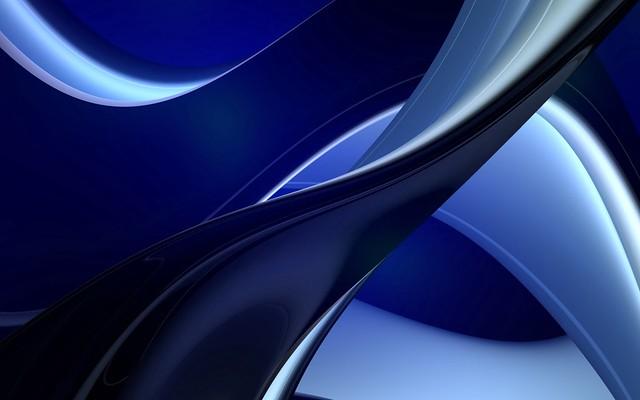 Обои синий, сплав, линии, графика, абстракция картинки на рабочий стол, фото скачать бесплатно