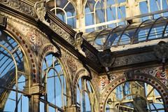 Palacio de Cristal (manon.sln) Tags: palacio de cristal madrid espagne architecture détail