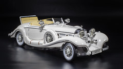 MB 500k-03 (M3d1an) Tags: mercedes benz 500k 118 miniature diecast maisto