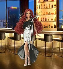 2015 Nisha Barbie (Paul BarbieTemptation) Tags: stepehn burrows gold label barbie nisha