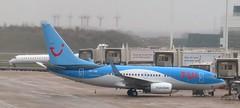OO-JAO TUI Airlines Belgium Boeing 737-700 BRU 150319 (kitmasterbloke) Tags: brussels zaventem bru ebbr aircraft aviation jet belgium outdoor transport