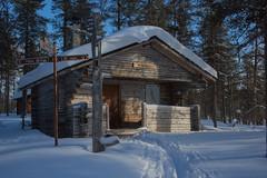 Mäntyrova autiotupa (akkujala) Tags: finland lapland lappi suomi autiotupa muonio mäntyrova pallas