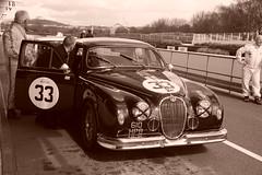 Jaguar Mk1 1959, HRDC Track Day, Goodwood Motor Circuit (5) (f1jherbert) Tags: sonya68 sonyalpha68 alpha68 sony alpha 68 a68 sonyilca68 sony68 sonyilca ilca68 ilca sonyslt68 sonyslt slt68 slt sonyalpha68ilca sonyilcaa68 goodwoodwestsussex goodwoodmotorcircuit westsussex goodwoodwestsussexengland hrdctrackdaygoodwoodmotorcircuit historicalracingdriversclubtrackdaygoodwoodmotorcircuit historicalracingdriversclubgoodwood historicalracingdriversclub hrdctrackday hrdcgoodwood hrdcgoodwoodmotorcircuit hrdc historical racing drivers club goodwood motor circuit west sussex brown white sepia bw brownandwhite