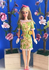 Ready for Sunday Brunch! (The Snow Angel) Tags: japaneseexclusive dress je tnt sunkissedtnt barbie vintage