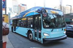 IMG_5149 (GojiMet86) Tags: mta nyc new york city bus buses 2018 xd40 7649 subway shuttle jackson avenue davis street