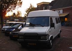 1992 Peugeot J5 2.5 TD (rvandermaar) Tags: 1992 peugeot j5 25 td peugeotj5 sidecode8 5tlb28