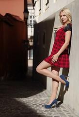 Eve ... FP7571M2 (attila.stefan) Tags: evelin eve stefán stefan attila aspherical autumn ősz fall 2018 2875mm tamron pentax portrait portré girl győr gyor beauty