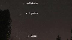 Orion (tbird0322) Tags: orion hyades pleiades samyang canon astronomy astrophotography