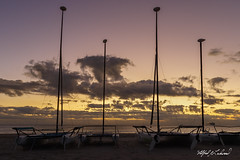 Cruising At Twilight_20A3317 (Alfred J. Lockwood Photography) Tags: alfredjlockwood nature landscape twilight morning winter sunrise fortlauderdale florida catamarans beach clouds sky cruiseship