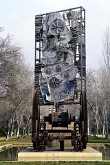 HOMENATGE A L'EXPOSICIÓ UNIVERSAL DE 1888 (Yeagov_Cat) Tags: 2019 barcelona catalunya 1888 1991 antoniclavé ciutadella exposicióuniversal homenatgealexposicióuniversalde1888 monument parc parcdelaciutadella