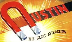 Austin Ten Cambridge - The Great Attraction (British Motor Industry Heritage Trust Archive) Tags: bmiht britishmotormuseum salespress advertisement advertising vintage history socialhistory austin