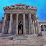 Jefferson City Missouri ~ Missouri State Capital ~ Front View thumbnail