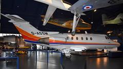Hawker Siddeley HS.125 Series 1 c/n 25010 registration G-ASSM (sirgunho) Tags: london science museum england united kingdom preserved aircraft flight aviation hawker siddeley hs125 series 1 cn 25010 registration gassm