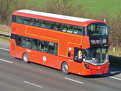 SN68AGD (47604) Tags: wh31101 tower transit bus