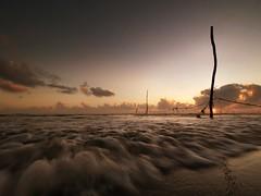 IMG_7363 ~ ombak (alongbc) Tags: sunrise beach coast coastline seascape shoreline waves pantaisepat kuantan pahang malaysia travel place trip canon 700d canonlens 10mm18mm wideangle happyplanet asiafavorites