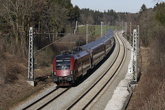 1116 211 (Rolf Eisenkolb) Tags: railjet öbb taurus grabenstätt schnellzug