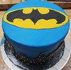 20181115_180638 (backhomebakerytx) Tags: back home bakery backhomebakery batman dc comics superhero hero super bat man cityscape city scape birthday cake