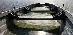 Waterworld (RoystonVasey) Tags: canon eos m 1855mm stm zoom eire republic ireland mayo galway loch coirib lough corrib sun rain boat