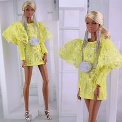 Fashion Royalty Integrity Toys Nu Face Nadja Sweet Dreams (Regina&Galiana) Tags: fashionroyalty fashion fashiondoll dollfashion doll integritytoys nuface nadja nadjasweetdreams fr3 barbie outfit fairytaleconvention