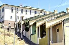 Cut Through from Bryant Street to Lion Street (HiltonT) Tags: capetown bokaap