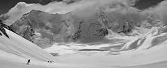 Space cadet (Alpine Light & Structure) Tags: switzerland schweiz suisse snow skitour alps alpen alpes berneroberland berneseoberland louwitor aletschhorn konkordiaplatz