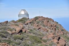 Last Telescope for Now (PLawston) Tags: spain canary islands la palma roque de los muchachos parque nacional caldera taburiente telescope astronomy observatory dome