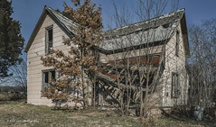 Falling Apart (Kool Cats Photography over 11 Million Views) Tags: house derelict decaying decay neglected abandoned oklahoma outdoor old arcadia route66 forgotten architecture home