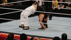 2014-04-07_19-43-07_NEX-6_DSC01027 (Miguel Discart (Photos Vrac)) Tags: 2014 300mm 6persontag bige braywyatt catch combatdelutte e18200mmf3563 erickrowan focallength300mm focallengthin35mmformat300mm highiso iso3200 johncena lukeharper lutte mainevent nex6 rawlive sheamus sony sonynex6 sonynex6e18200mmf3563 sport wrestling wrestlingmatch wwe wwemainevent wwerawlive