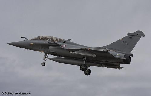 Dassault Rafale B French Air Force n°356 4-FW
