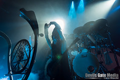 Behemoth_L.Vischi-5486 (devilsgatemedia) Tags: behemoth ecclesiadiabolicaeuropa2019 tour queenmargaretunion glasgow livemusic ishootmetalcom devilsgatemedia musicians blackmetal nergal ilovedyouatyourdarkest nuclearblast