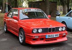 D655 VKE (Nivek.Old.Gold) Tags: 1987 bmw m3 2266cc sytner haroldwood freewheeler