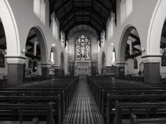 Claddagh Church (mcginley2012) Tags: claddagh stmaryschurchcladdagh architecture galway ireland cameraphone huaweip20pro