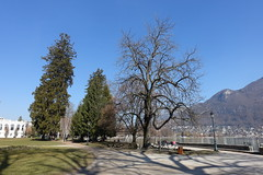 Parc Charles Bosson @ Annecy (*_*) Tags: 2019 winter hiver february sunny europe france hautesavoie 74 savoie annecy lacdannecy lakeannecy parccharlesbosson park