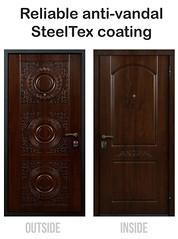 Verona Entry Door with SteelTex Coating (thedoorsdepot) Tags: doors door materials coating entry entrance nj manhattan interior exterior usa design ideas home improvement security protection safety