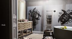 I follow Rivers (Naiike) Tags: varonis sayo bathroom decor secondlife sl furniture