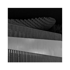 fantasma de la Seta (Towner Images) Tags: setas mono sevilla seville espana spain towner townerimages españa andalucia andalusia monotone bw monochrome blackwhite building architecture light illumination