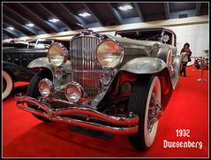 1932 Duesenberg Model J Torpedo Berline (Cad-Kyiv) Tags: car duesenberg autoshow sanfrancisco california classiccar