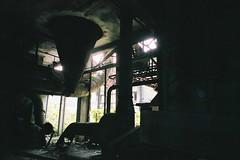 CNV000034 (雅布 重) Tags: fujifilm silvif28 xtra400 film 2016 snap ruins taiwan 廢墟
