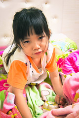 Adorable (Zero'sPhoto) Tags: child adorable cute 人像 小孩 portrait