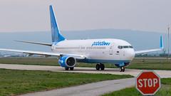 VQ-BTS / Boeing B-737.8FZ / Pobeda (PBe1958) Tags: transportation lietadlo aircraft airplane aero aeroplane airliner jetliner boeing b738 b7378fz pbd pobeda bts bratislavaivankamrštefánik